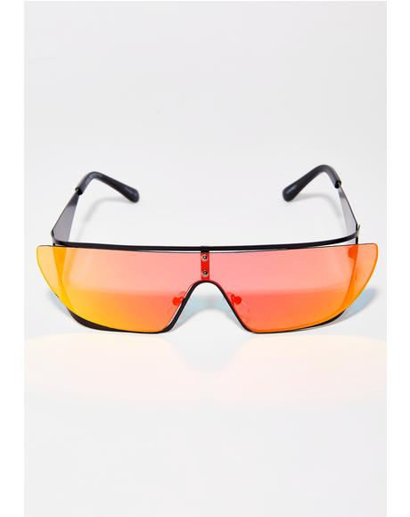 Sunset Terminator Sunglasses