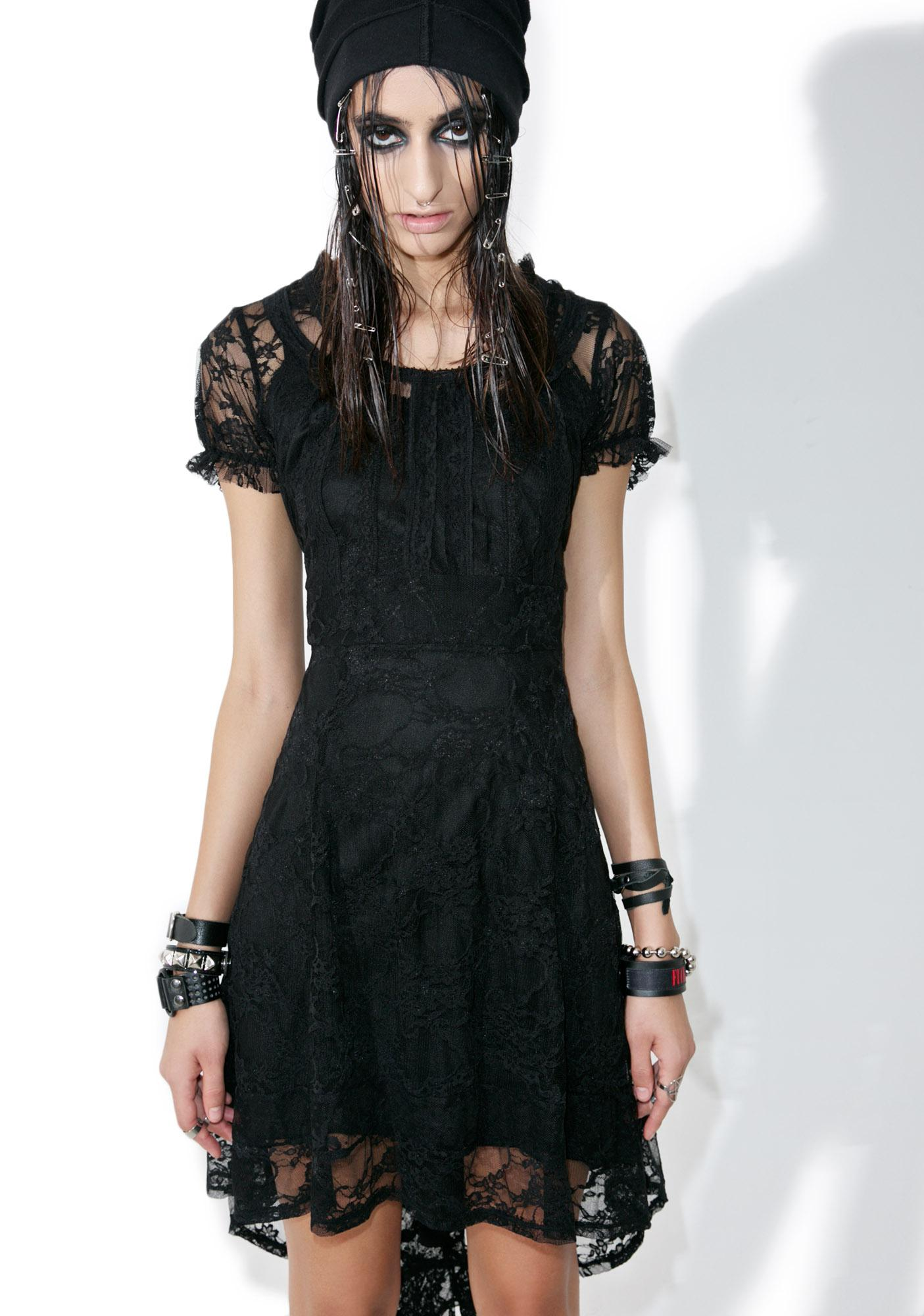 Tripp NYC Lovely Lace Dress