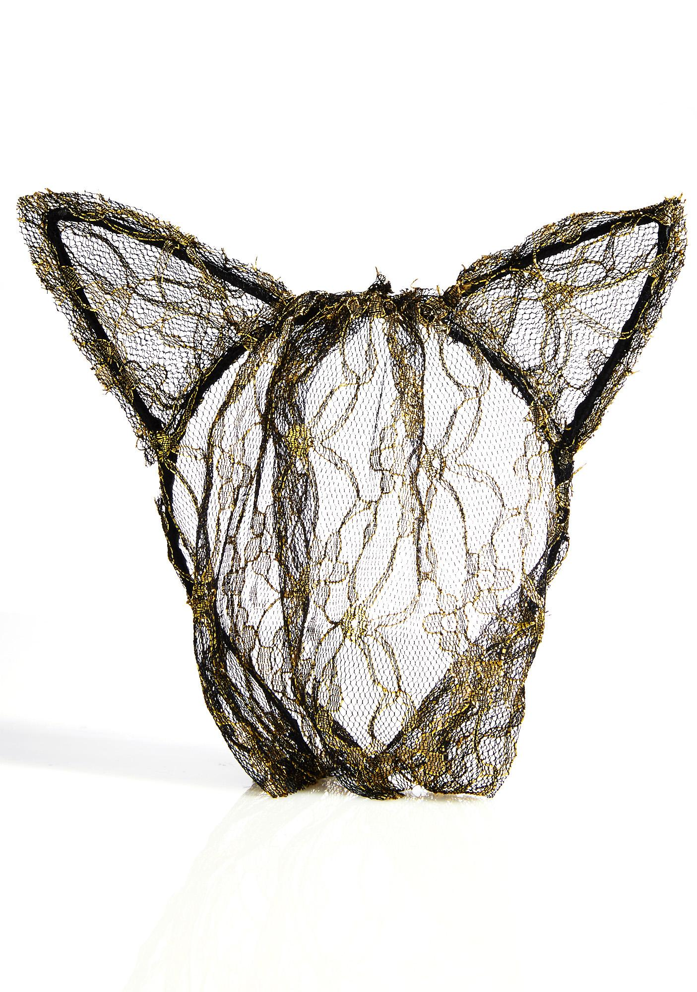 Veiled Golden Cat Ears
