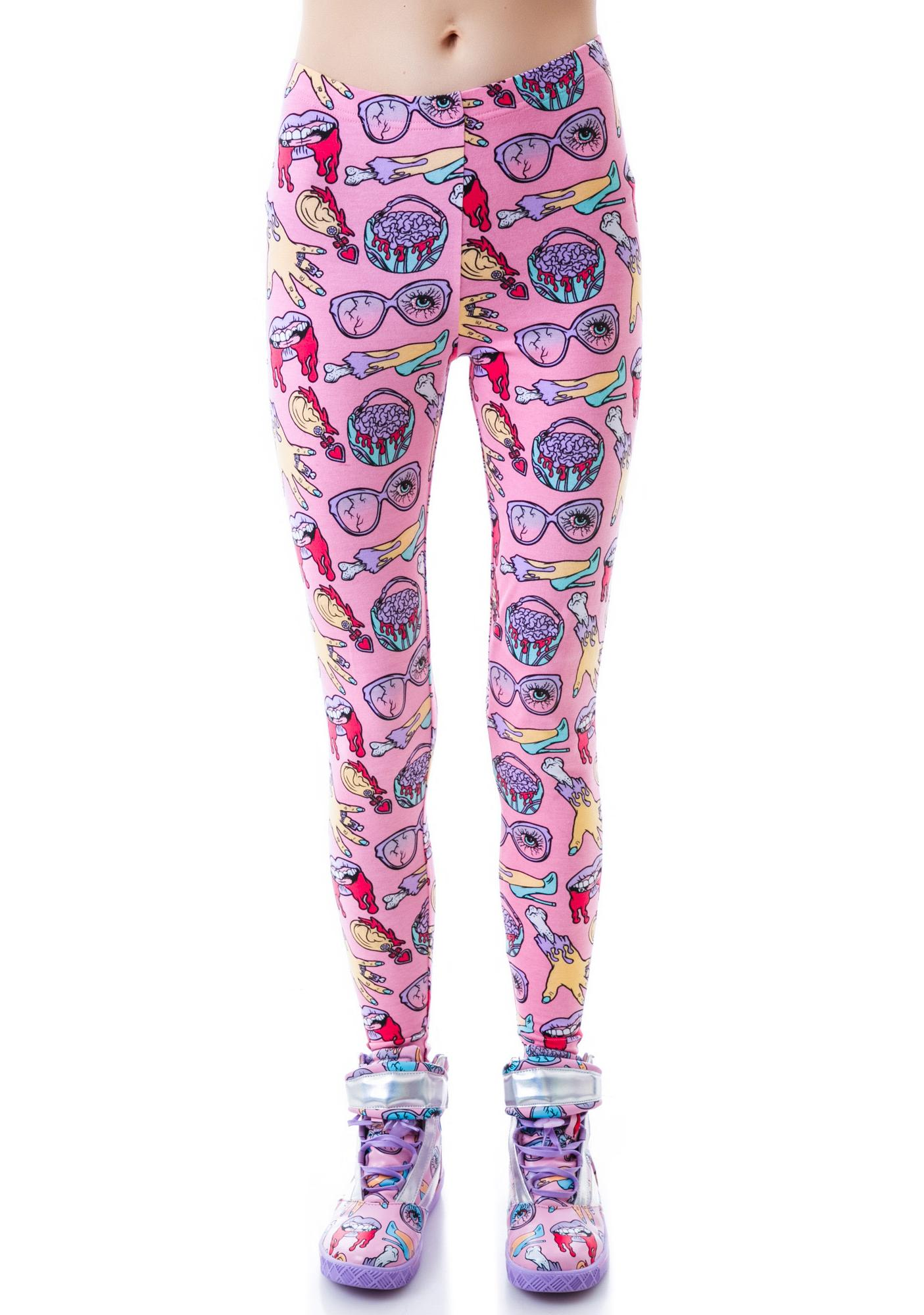 Iron Fist Glamour Guts Leggings