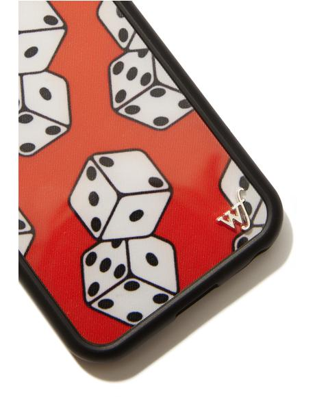 Lucky Dice IPhone Case