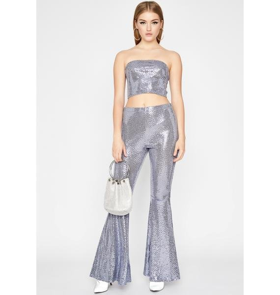 Bringin' Bling Sequin Pant Set