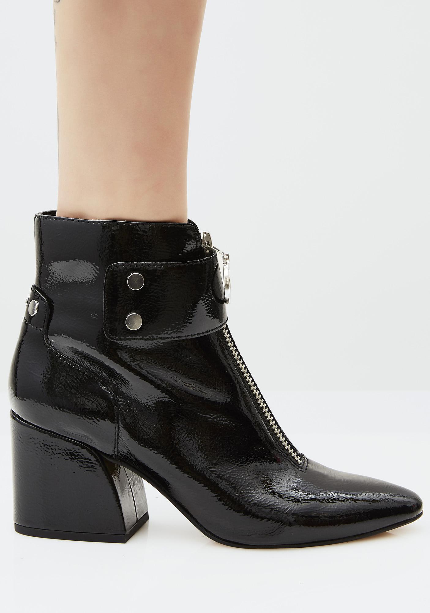 Dolce Vita Varra Zip-Up Booties