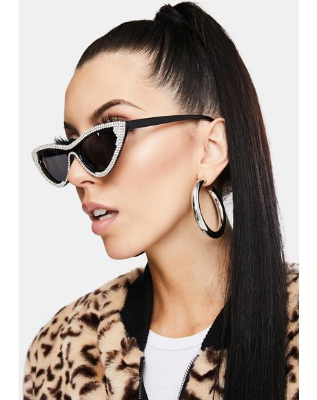 Proud And Posh Cat Eye Sunglasses