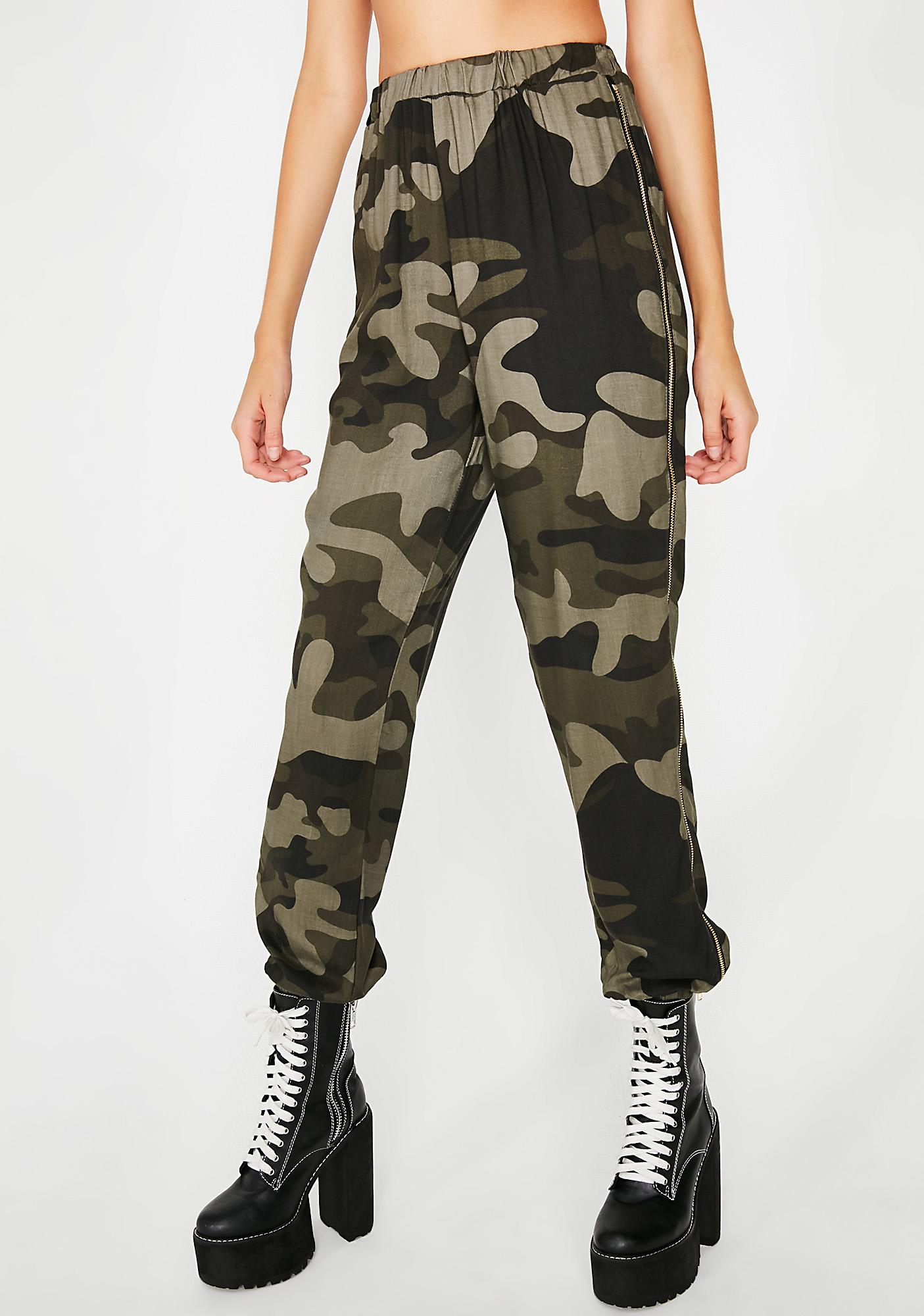 Out Of Vision Camo Pants