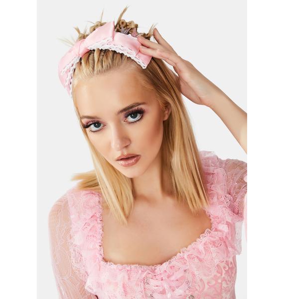Royal Romance Bow Headband