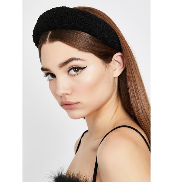 Soft Intentions Sherpa Headband