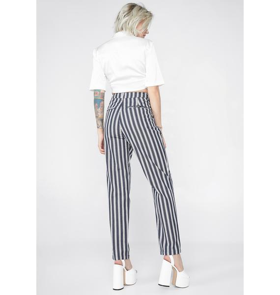 Rollas Salty Stripe Horizon Pants