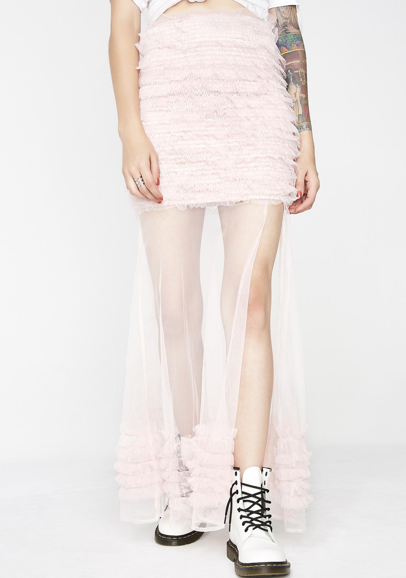 Sparkle Fairy Tulle Skirt