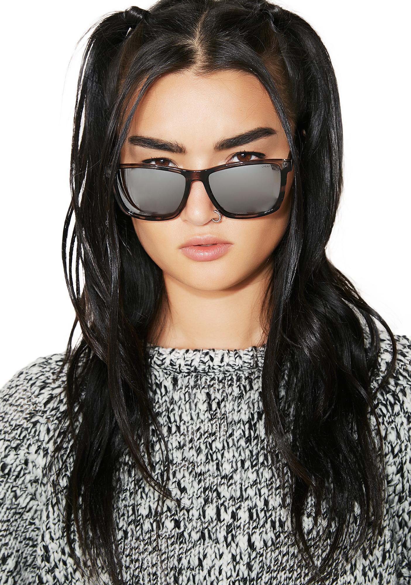 Cheap Monday Straight Sunglasses