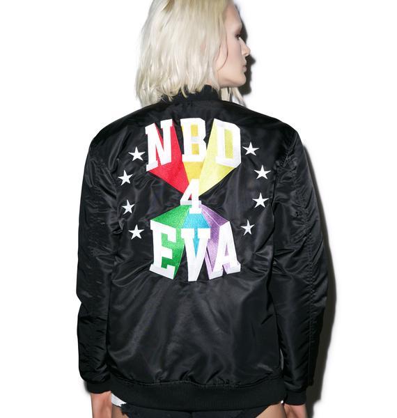 UNIF NBD Bomber Jacket