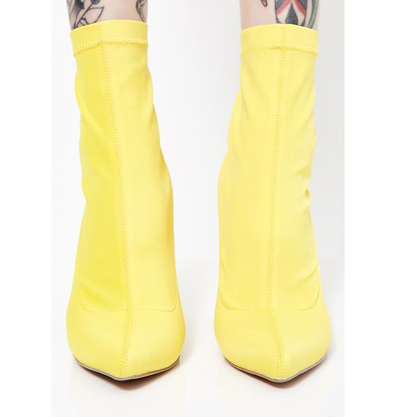 Public Desire Cecilia Ankle Boots