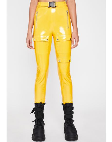 The Beezneez Vinyl Pants
