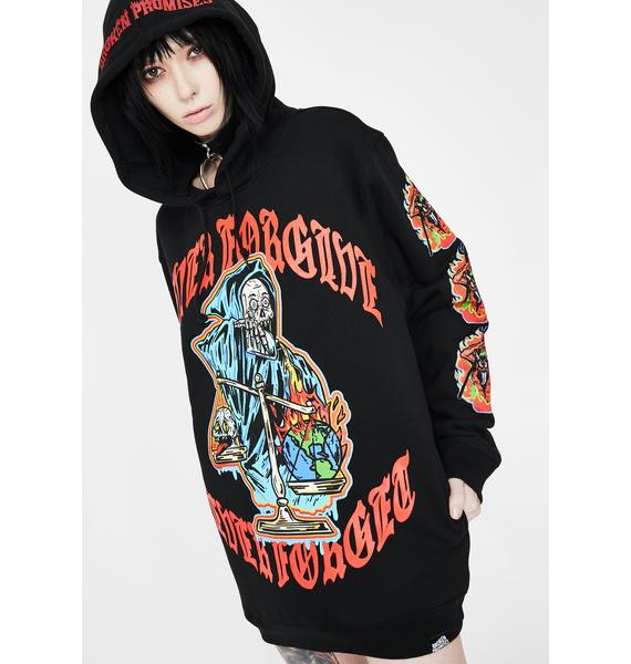 BROKEN PROMISES CO Never Forget Pullover Hoodie