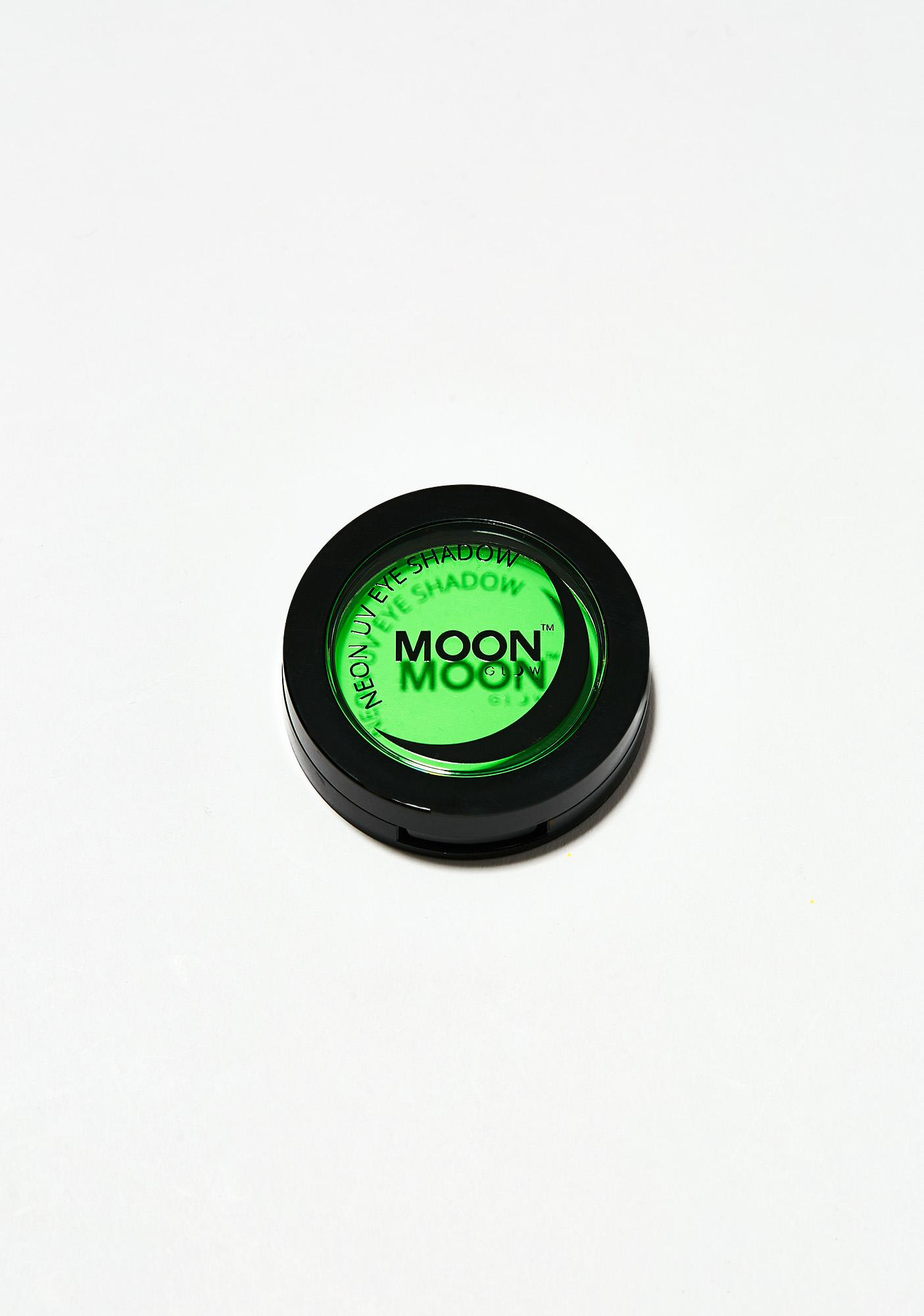 Moon Creations Neon Intense Green UV Eye Shadow