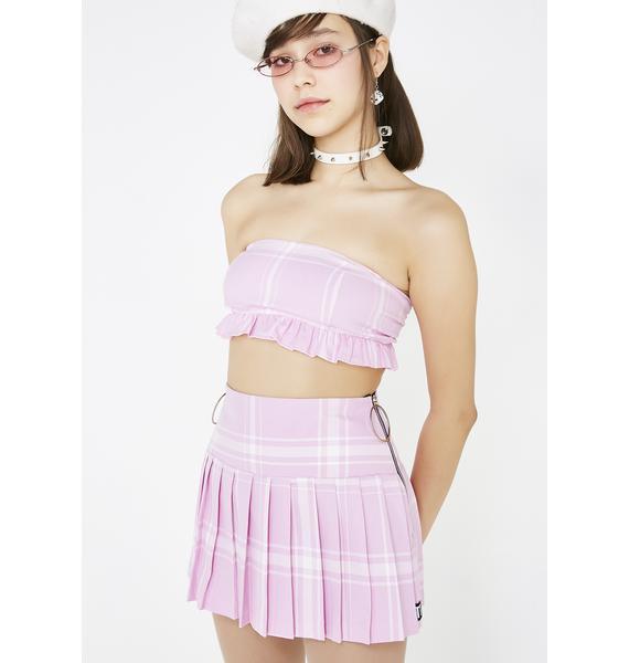 LOVE TOO TRUE Portia Tennis Skirt