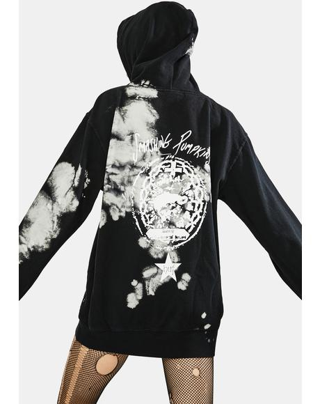 Cherub Rock Graphic Pullover Hoodie