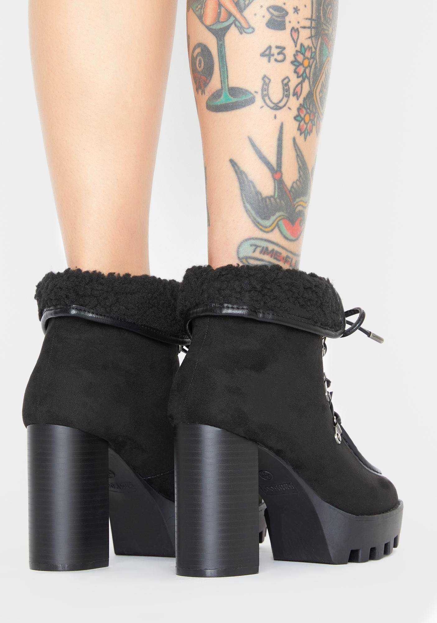 Wicked Intensity Ankle Boots