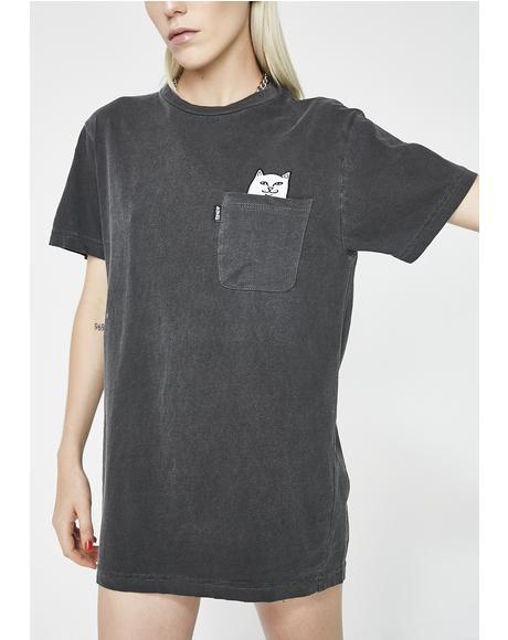 Over Lord Nermal Pocket Tee
