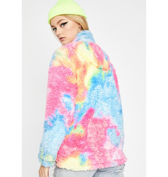 Epic Overload Tie Dye Pullover