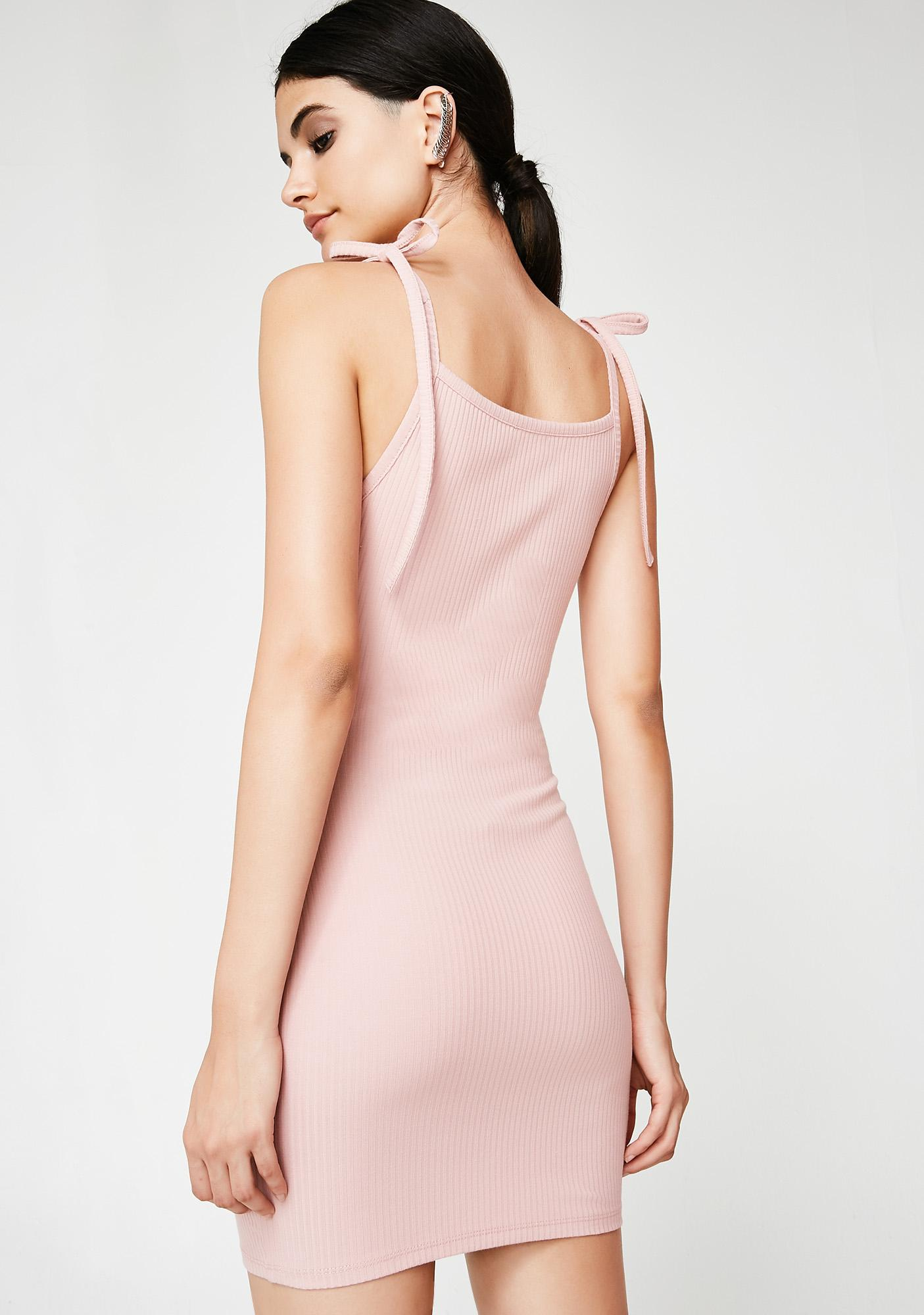 Don't Call Me Bodycon Dress