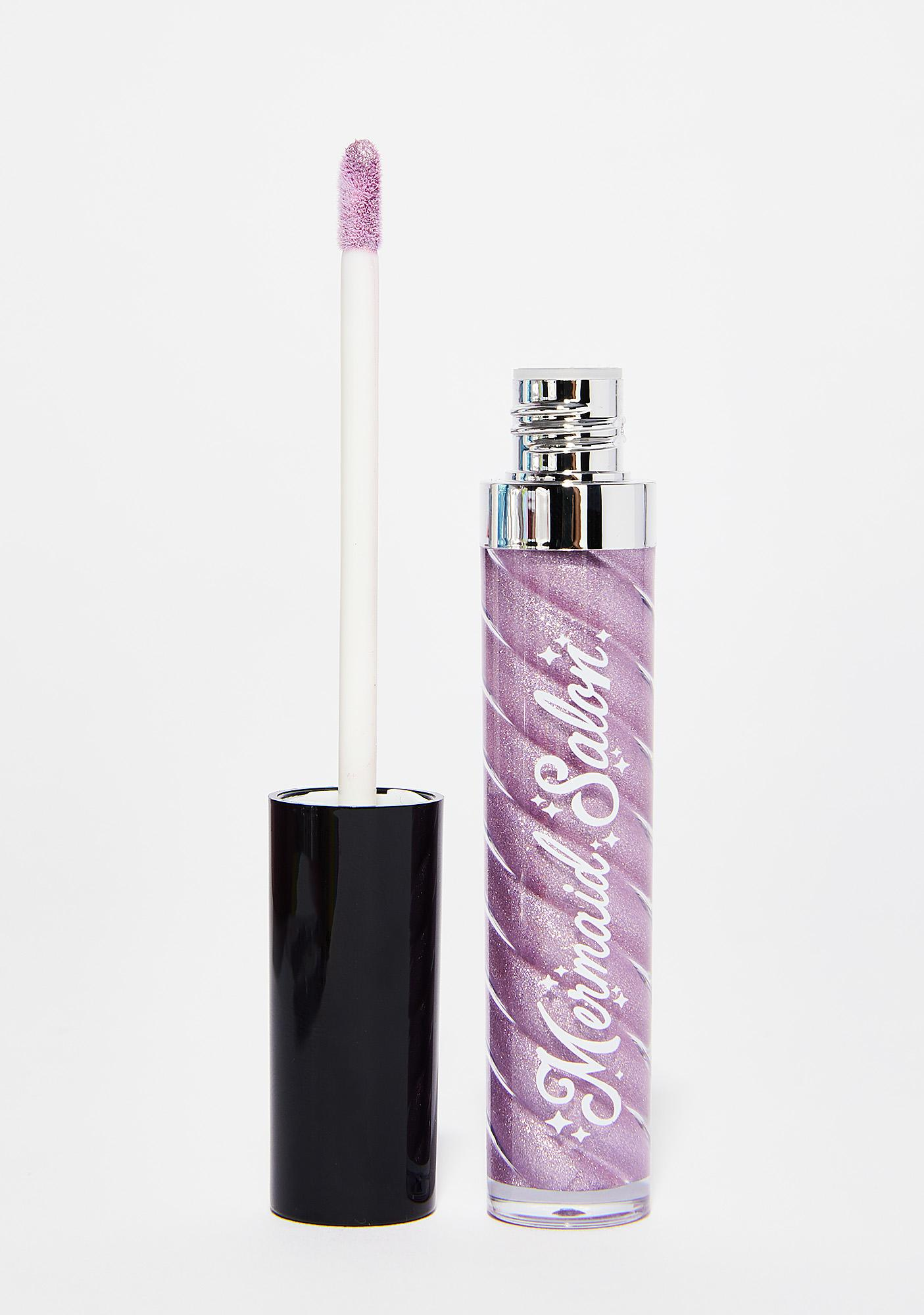 Mermaid Salon Lavender Matter Luxe Liquid Lipstick