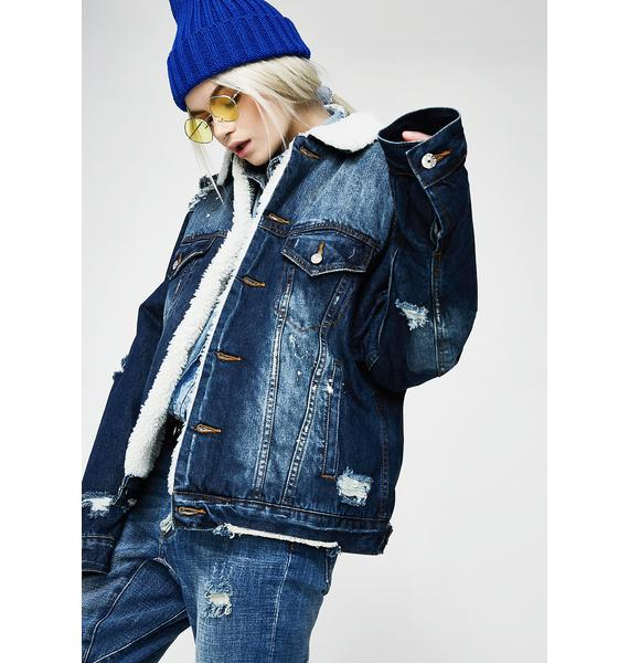Civil Clothing All Power Sherpa Jacket