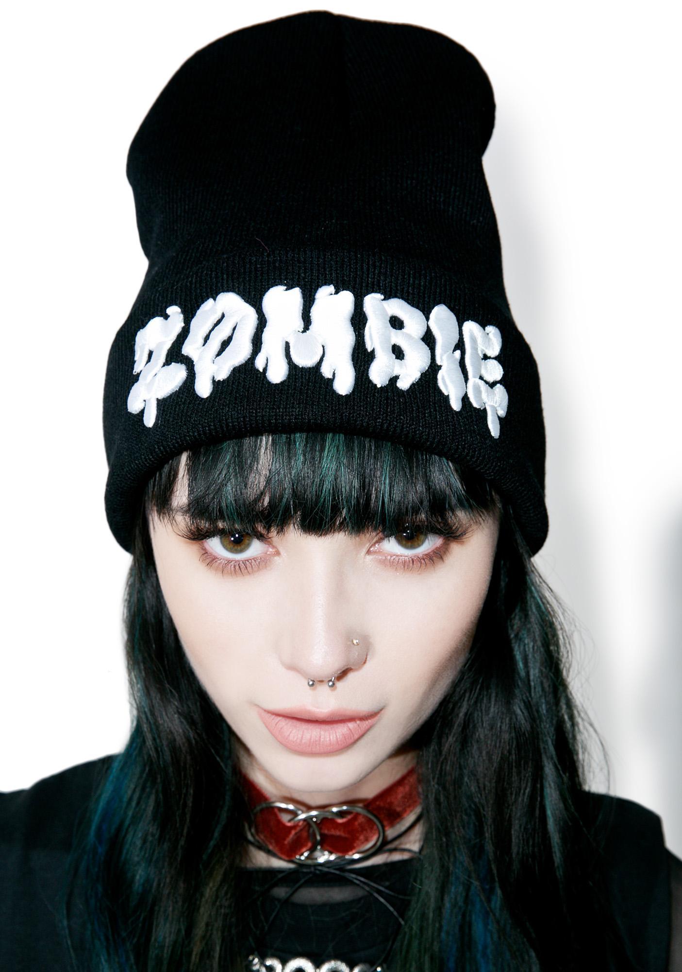 Killstar Zombie Beanie