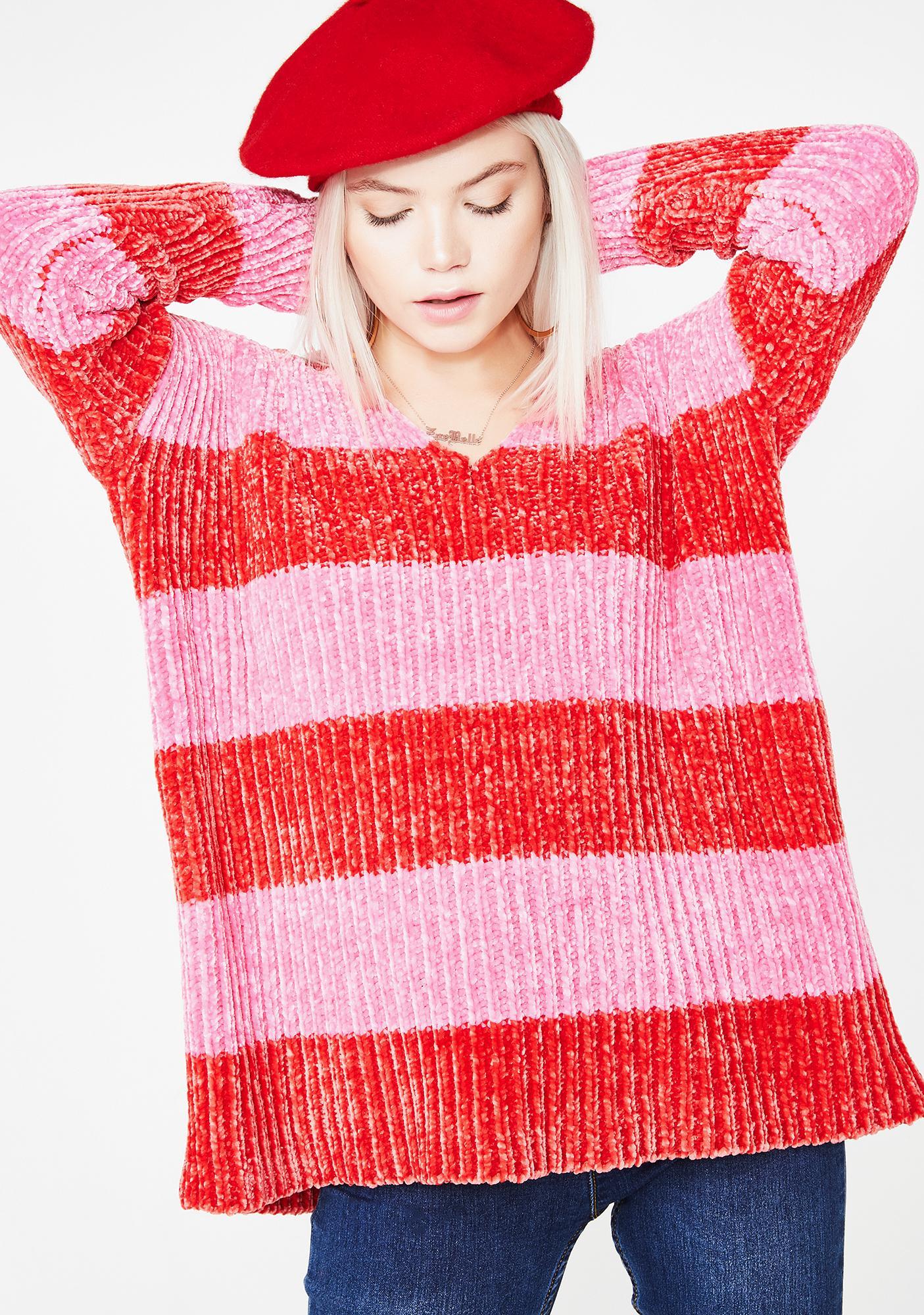 Wildfox Couture Shine Clark Sweater  1d6e7f48e