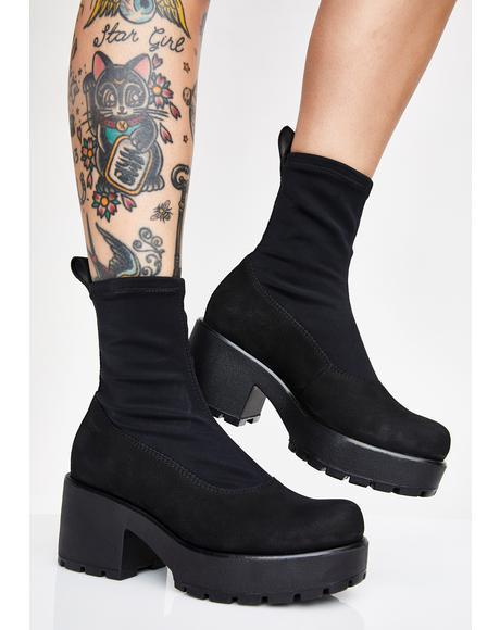 Dioon Sock Booties