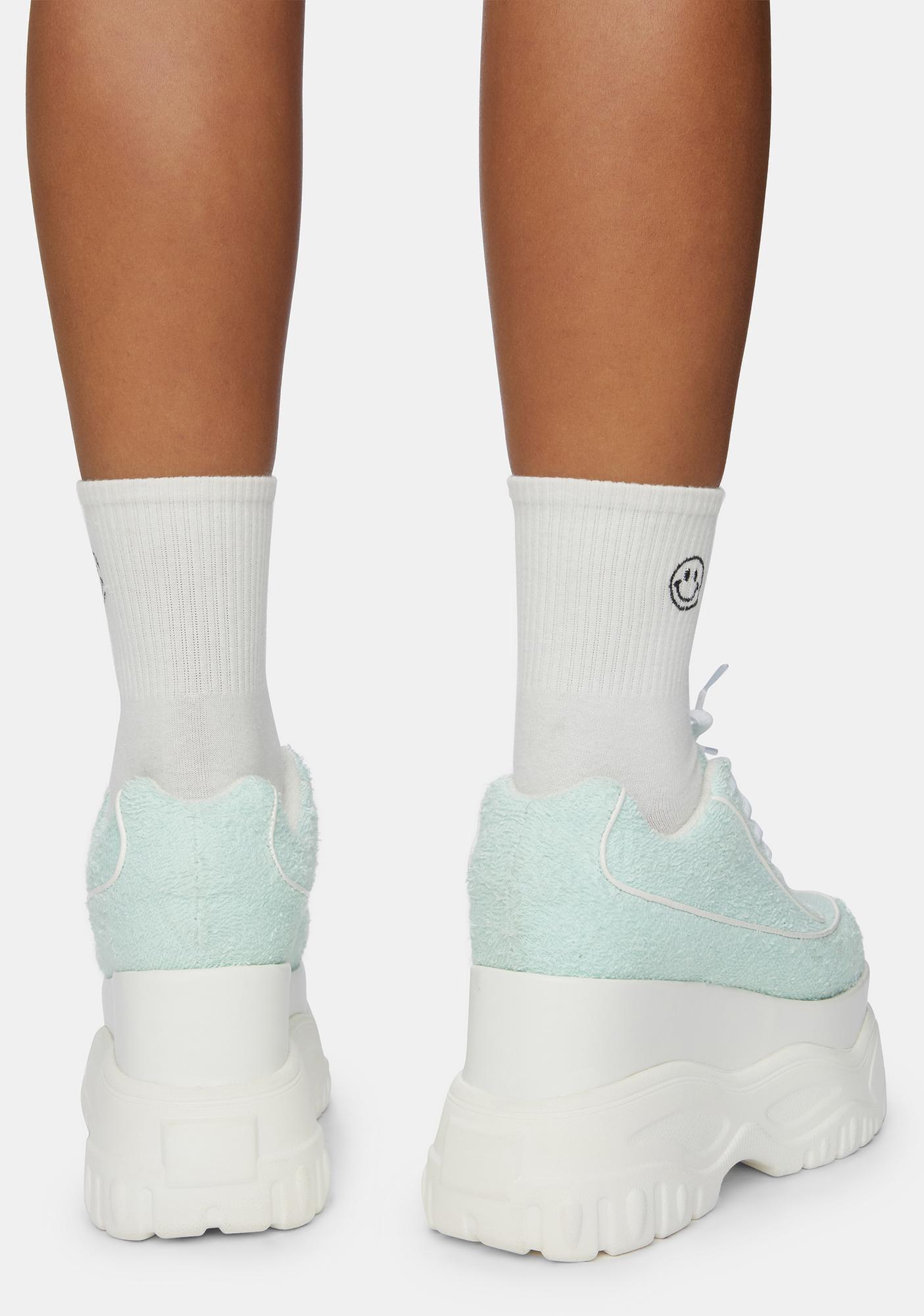 Current Mood The Deep End Platform Sneakers