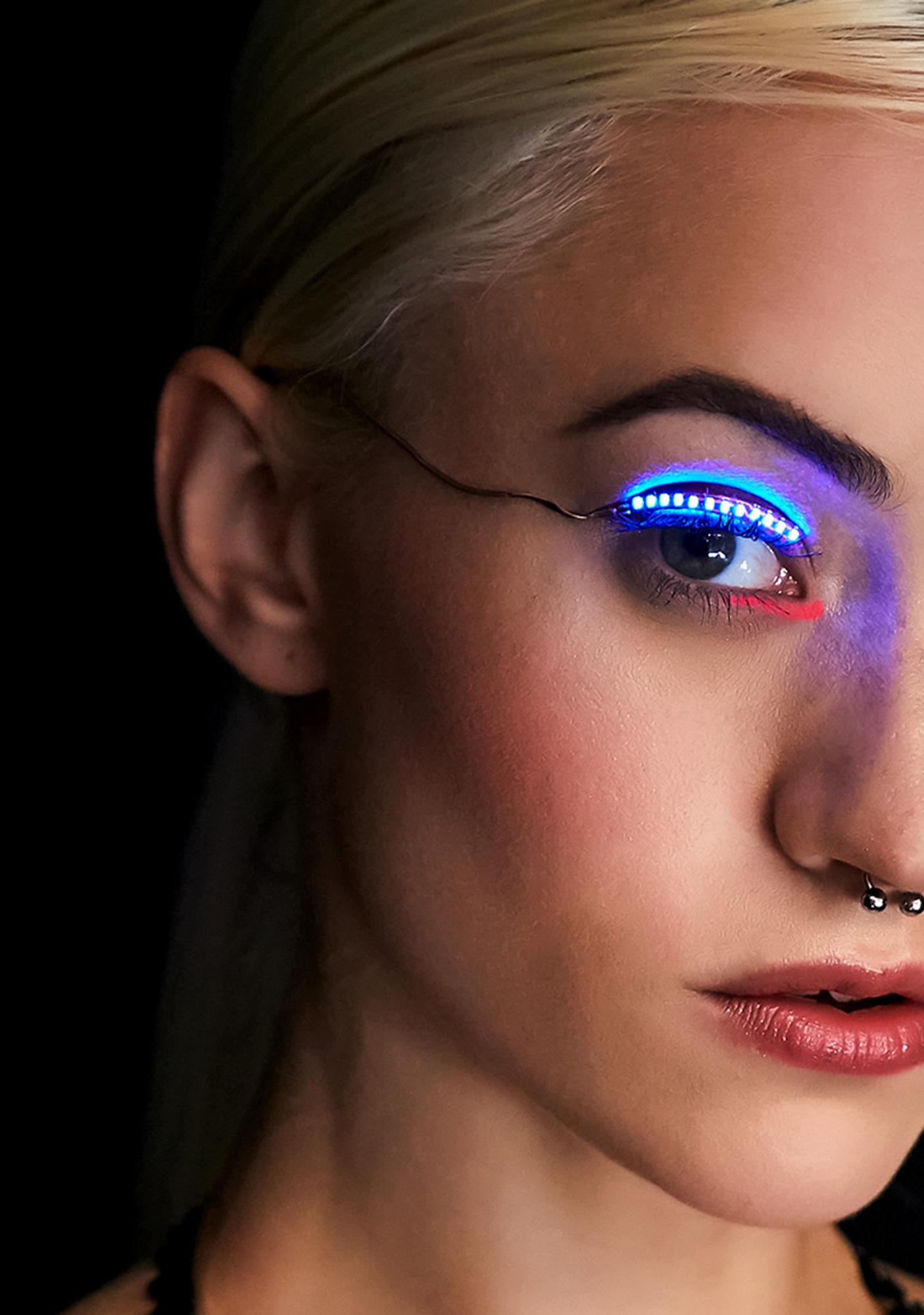 Lit Vision LED Lashes