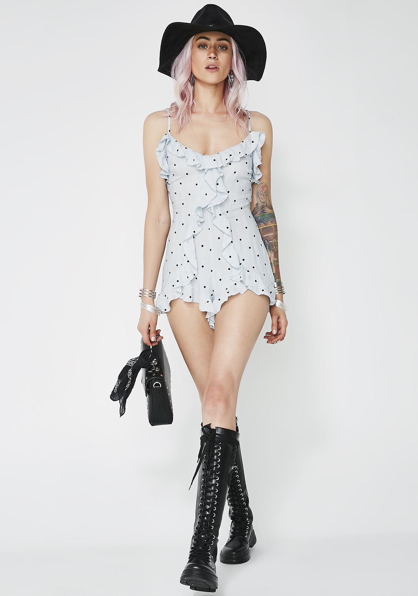 Sweet Sorrow Playsuit