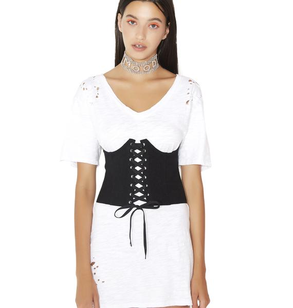 Gone Bad Corset Belt