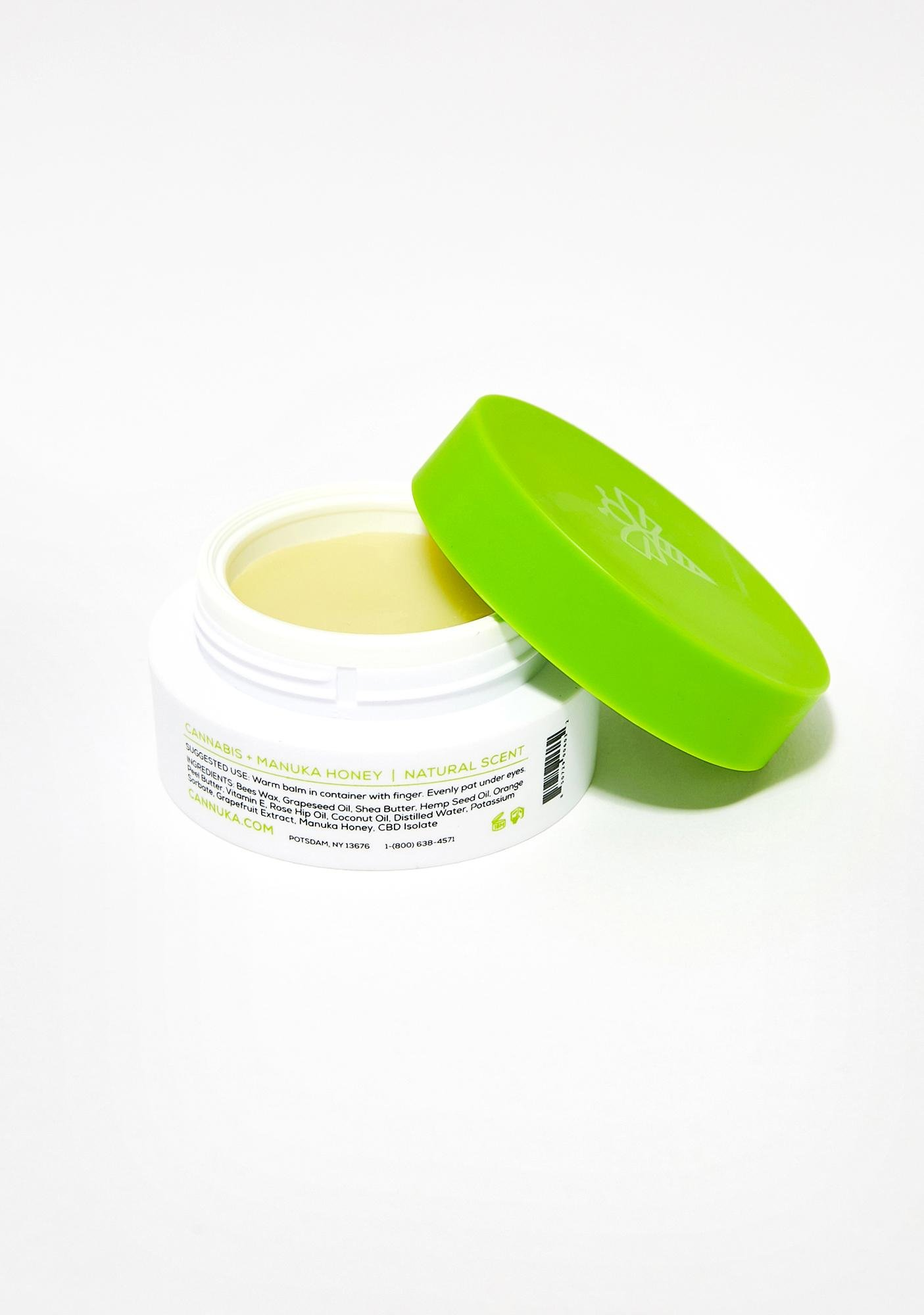 Cannuka Hemp Calming Eye Balm
