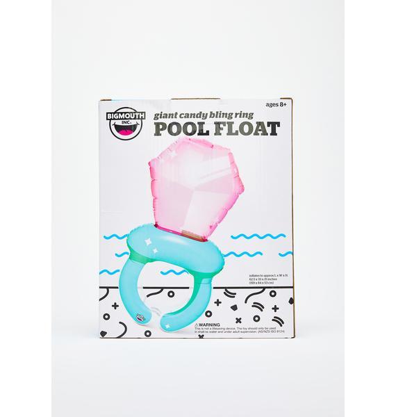 Sweet Bling Pool Float