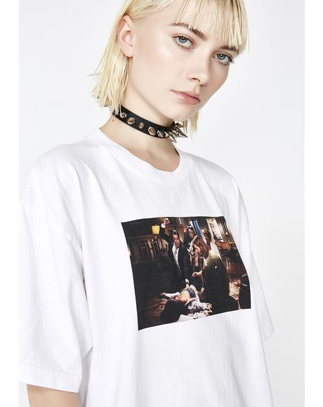 Pulp Fiction Adrenaline Tee