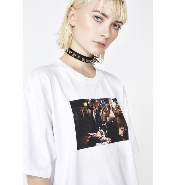 Dumbgood Pulp Fiction Adrenaline Tee