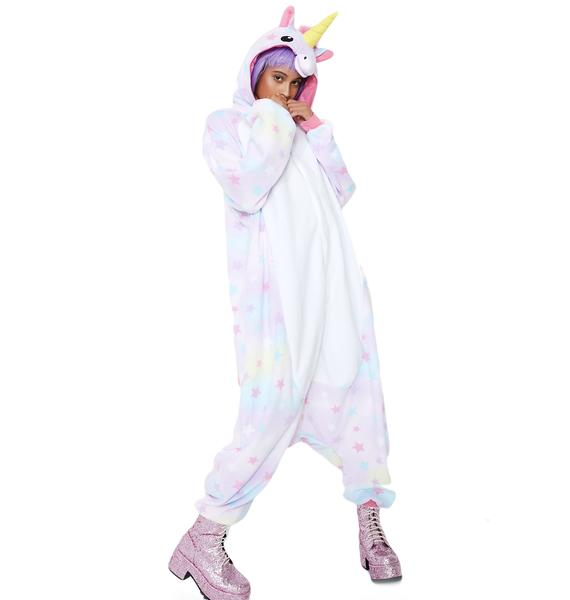 Sazac Dreamin' Unicorn Kigurumi