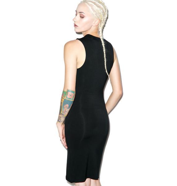 BLQ BASIQ Chosen One Bodycon Dress