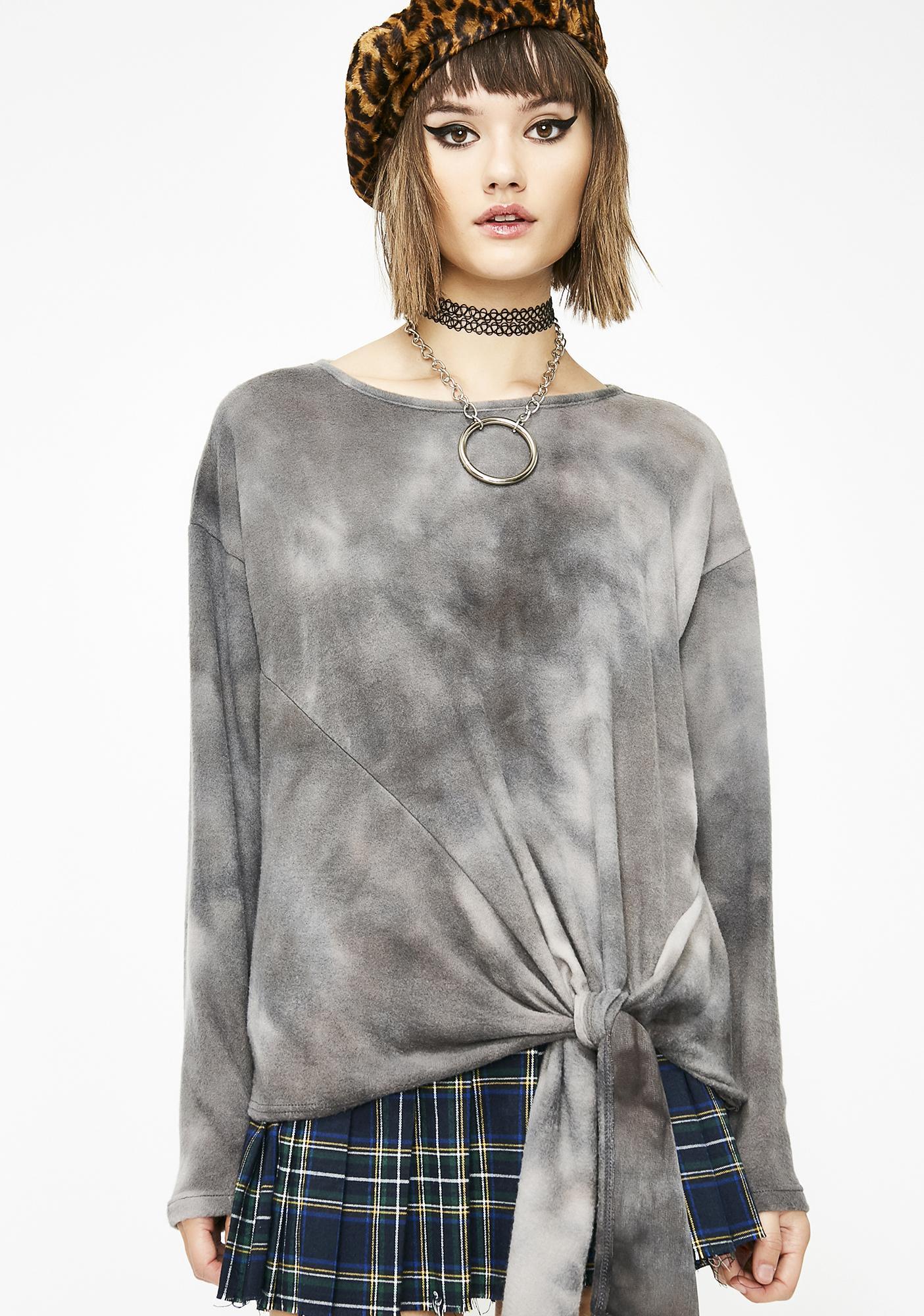 Pure Energy Tie Dye Sweater