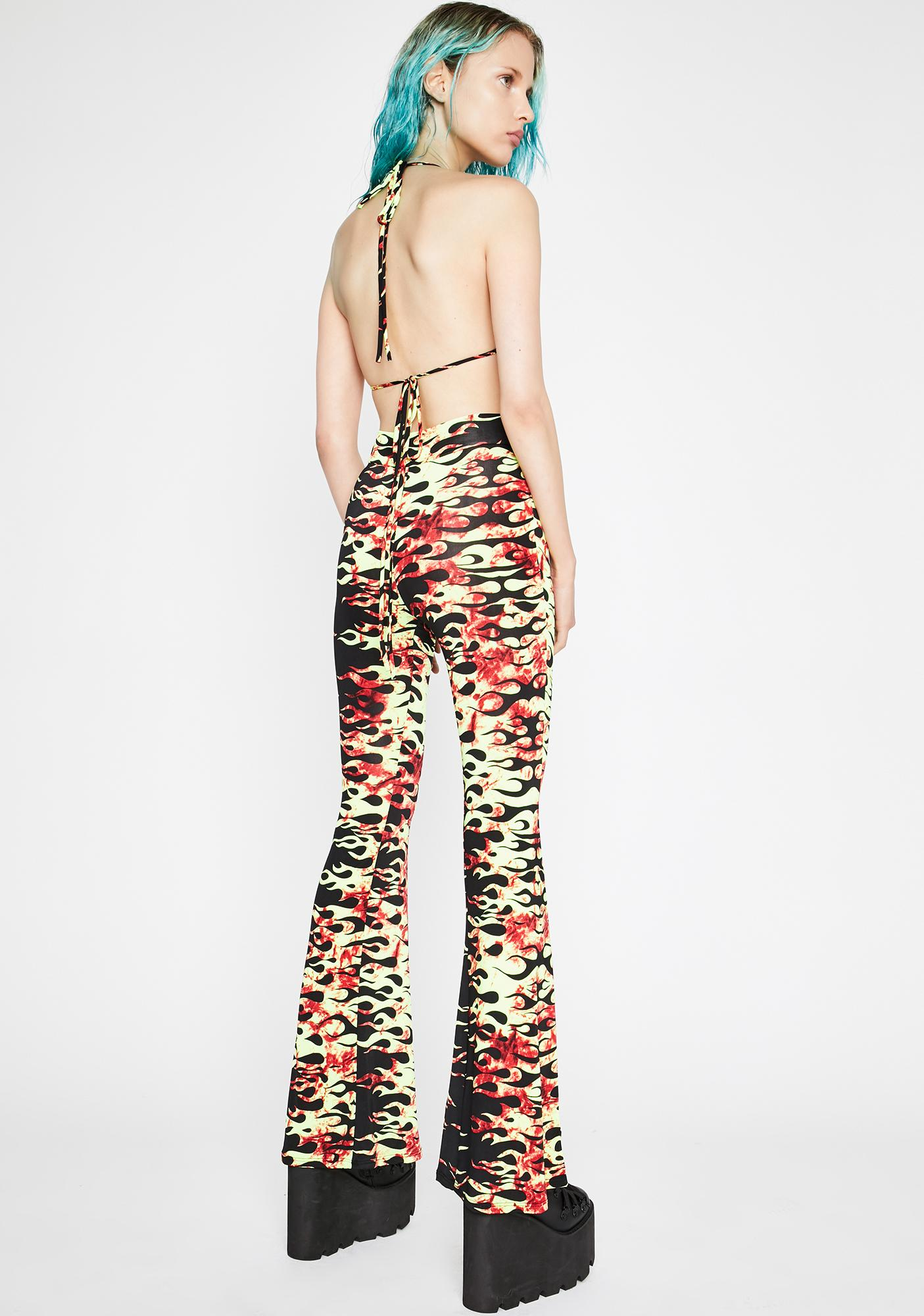 Fired Up Pant Set