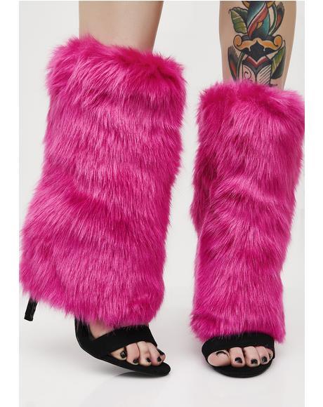 Warming Heart Heels