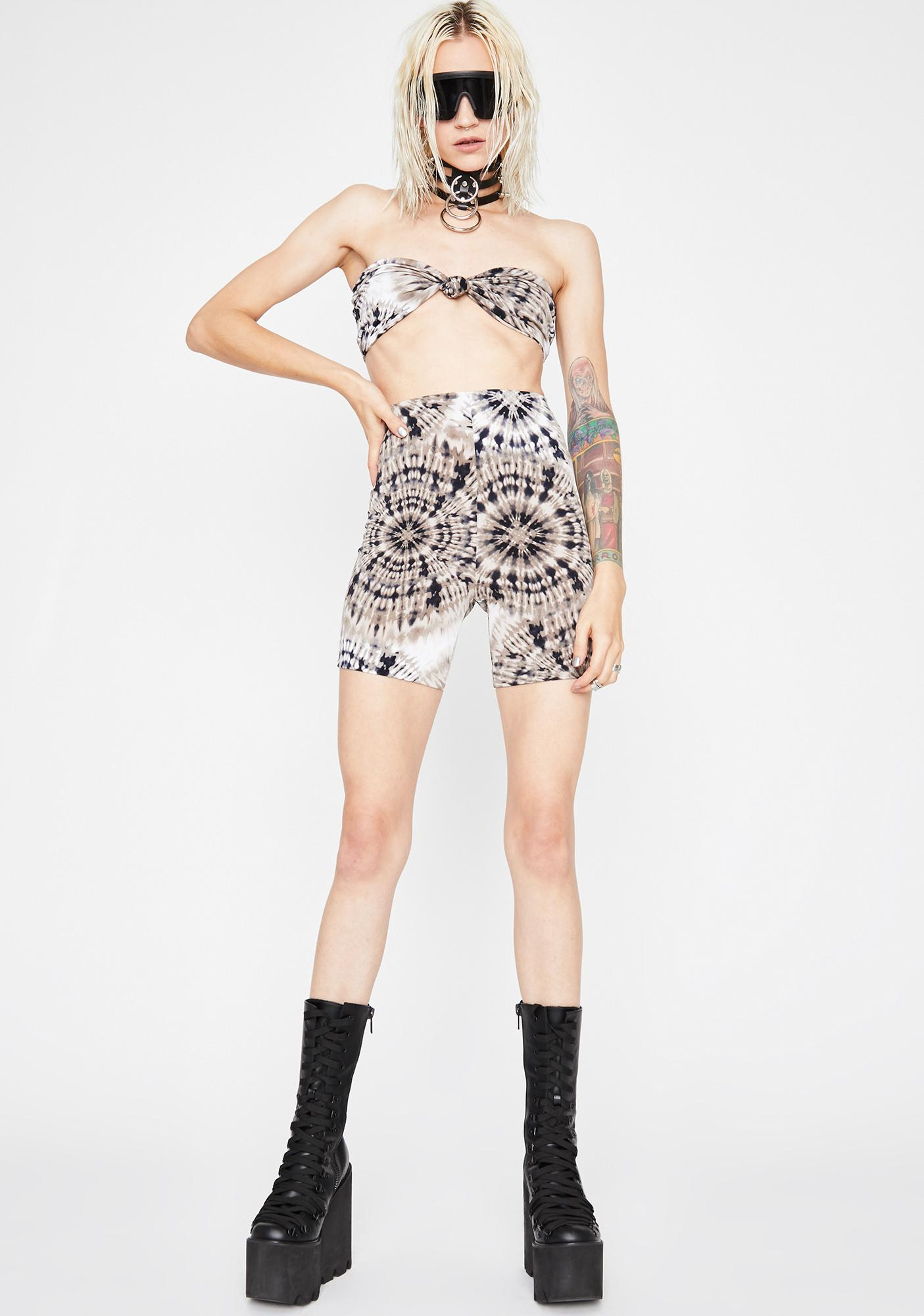 Trippin' Out Shorts Set