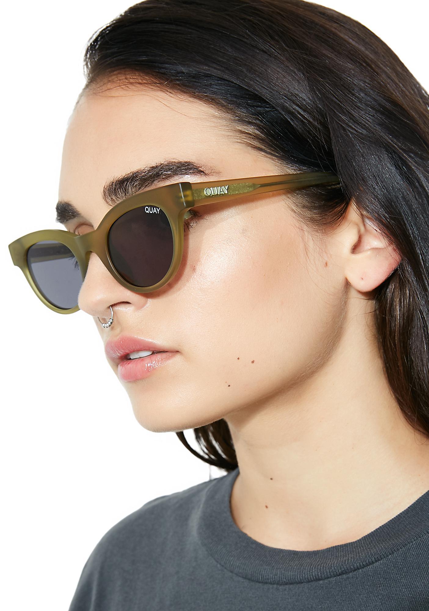 Quay Eyeware x Kylie Starstruck Sunglasses