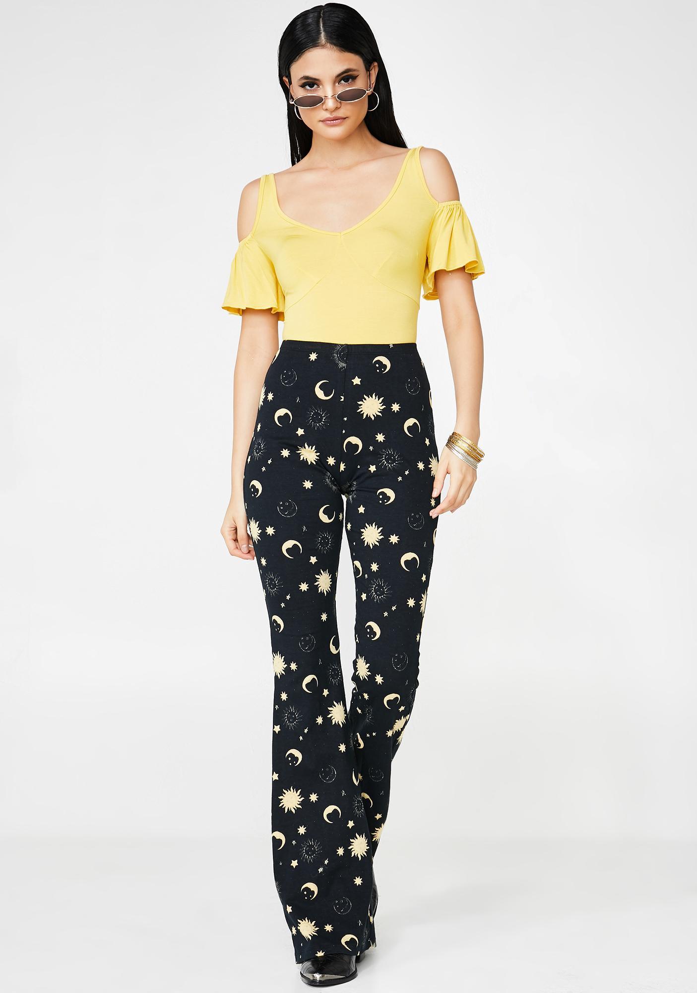 Glamorous Flawless AF Knit Bodysuit