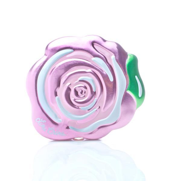 Lime Crime Pink Rose Velvetine Gift Set