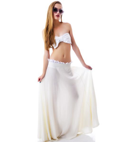 Wildfox Couture 70s Wildfox Groupie Skirt