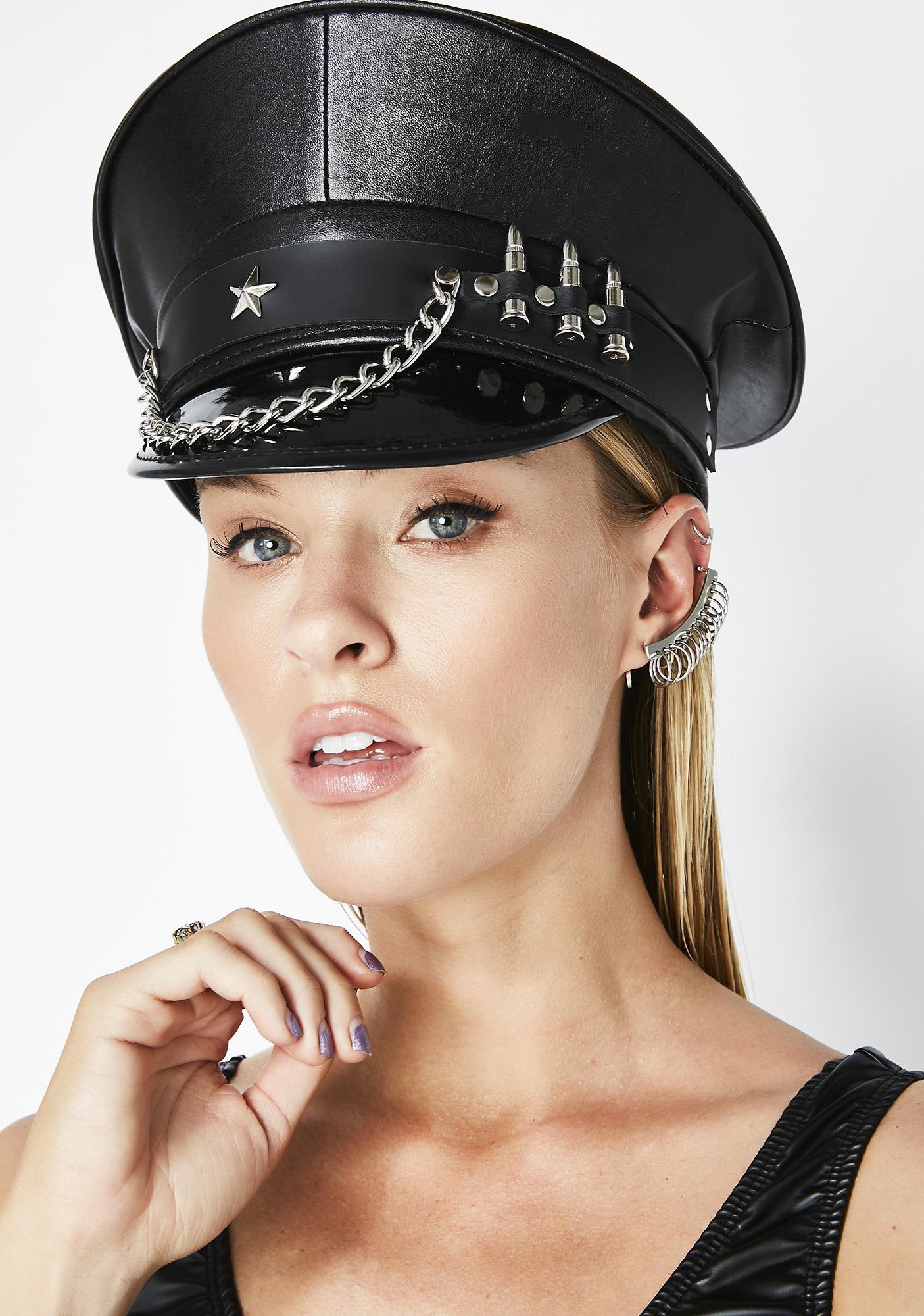 Royal Rumble Captain Hat