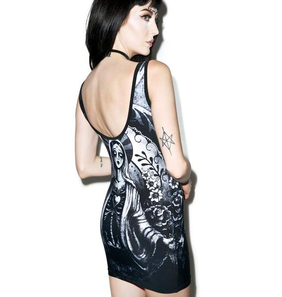Zombie Mary Bettie Dress